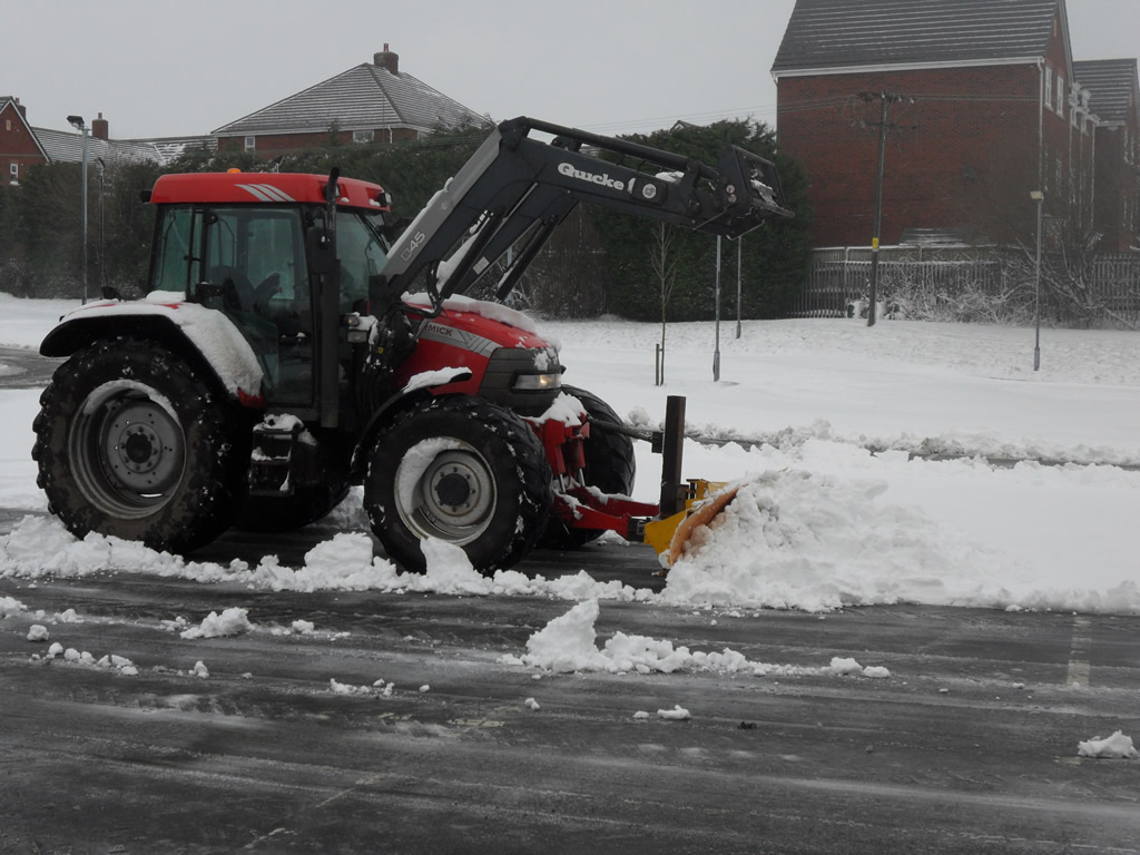 Snow Clearance & Winter Maintenance